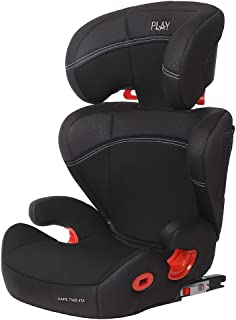 Play Safe Two Fix 30182F 311 - Elevador con Isofix, Color Negro