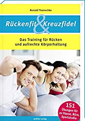 """Buchtitel """"Rückenfit & Kreuzfidel"""""""