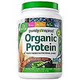 Vegan Protein Powder Smoothie Mix | Purely Inspired Organic Protein...