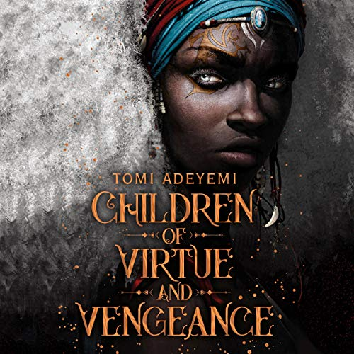 Children of Virtue and Vengeance  By  cover art