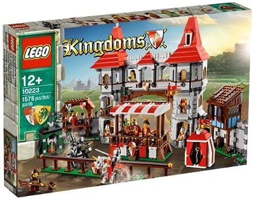 Ahorre 35% - 70% de descuento LEGO 10223 Kingdoms Kingdoms Kingdoms - Justa de Caballeros  70% de descuento