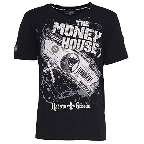 T-Shirt Money House Black L