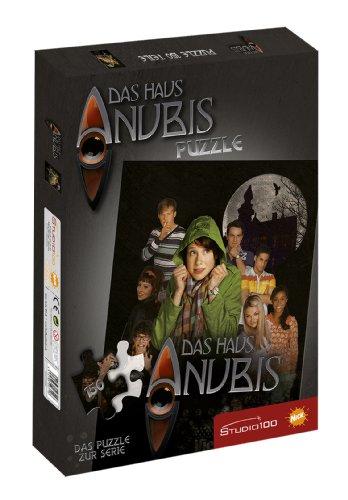 Nick Studio 100   Anubis Rompecabezas de 150 Piezas