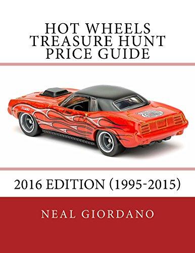 Hot Wheels Treasure Hunt Price Guide: 2016 Edition (1995-2015) (English Edition)