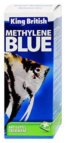 NetPet 751412/2232 King British Methylenblau Nr.10 Behandlung, einen Artikel