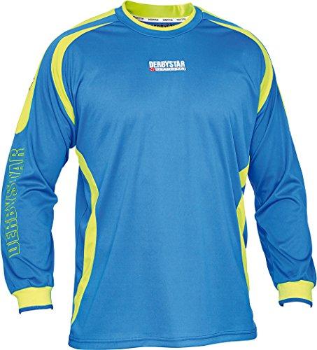 Derbystar Torwarttrikot Aponi, XXL, blau gelb, 6665070650