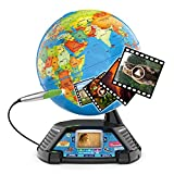 LeapFrog Magic Adventures Globe (Frustration Free Packaging), Multicolor