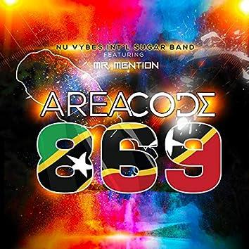 Area Code 869