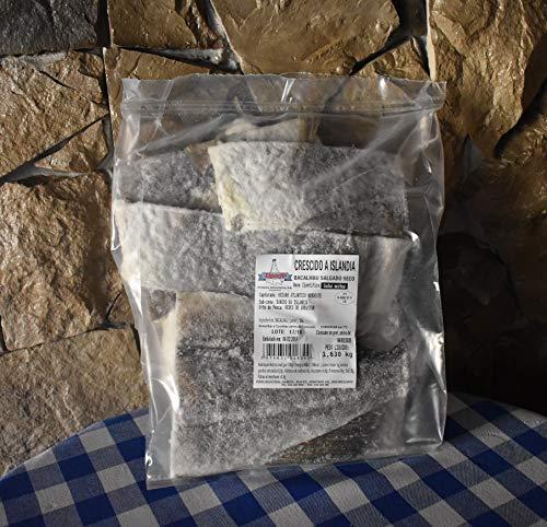 Bacalao Salgado Seco - Bacalhau Salgado Seco circa ~1.5kg