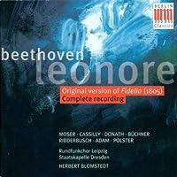 Beethoven: Leonore (Original Version of Fidelio) (1996-03-19)