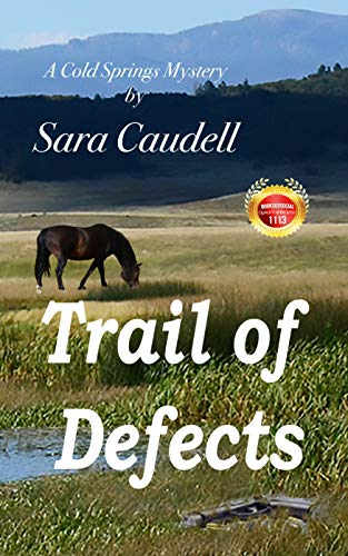 Trail Of Defects by Caudell, Sara ebook deal