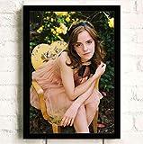 JIUJIUJIU Filmstar Emma Charlotte Duerre Watson Poster