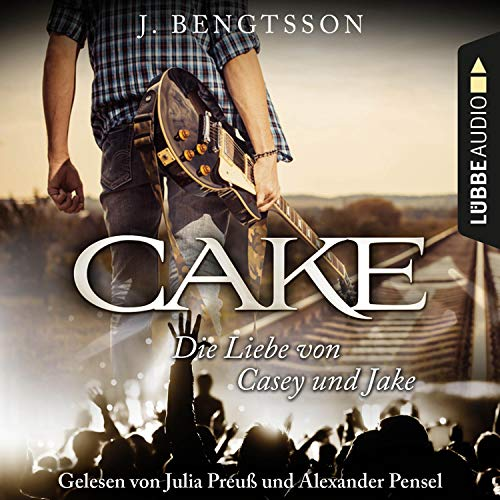 CAKE audiobook cover art