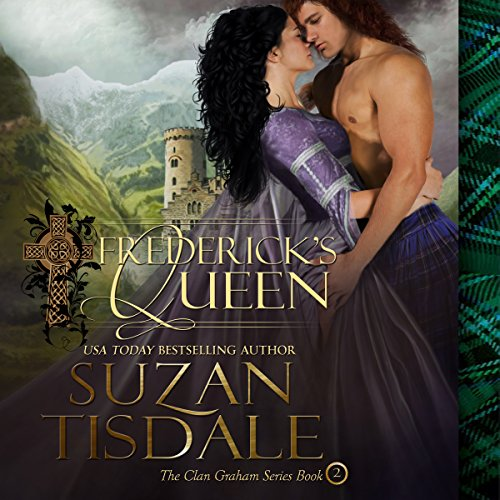 Frederick's Queen audiobook cover art