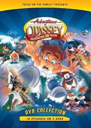 Adventures in Odyssey DVD Collection: DVD Box Set