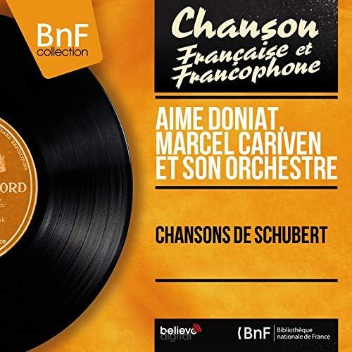 Aimé Doniat, Marcel Cariven et son orchestre