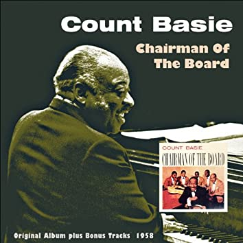 Chairman of the Board (Original Album Plus Bonus Tracks 1958)
