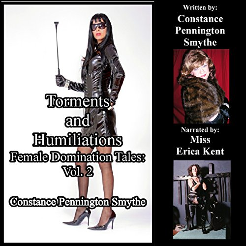 Torments and Humiliations audiobook cover art