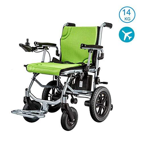 Werfft Elektrische rolstoel, lichtgewicht rolstoel met dubbele functie, heavy-duty, openen/fast-vak, compacte elektrische stoel aandrijving met energie of handmatige rolstoel