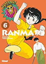 Ranma 1/2 - Édition originale - Tome 06 de Rumiko Takahashi