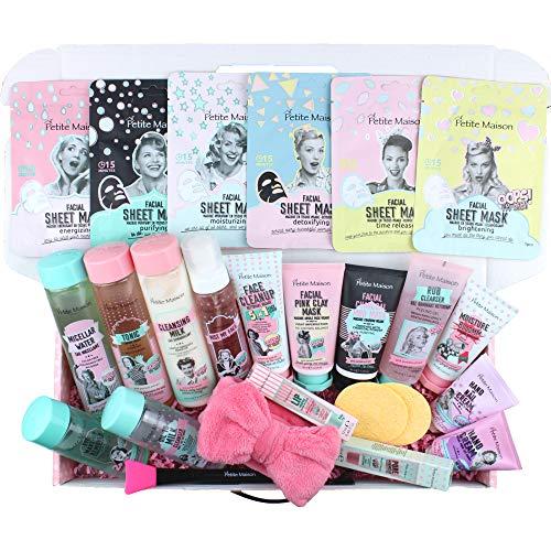 Gift Basket Spa Skin Care for Women