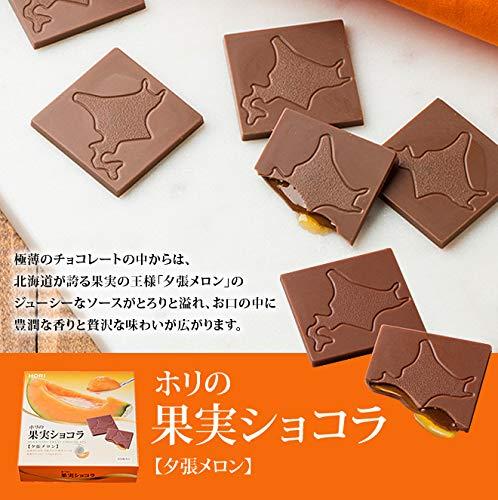 ホリ 果実ショコラ 夕張メロン 20枚入り × 2個