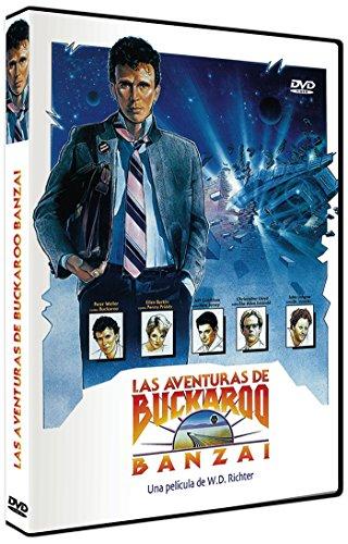 Aventuras de Buckaroo Banzai DVD