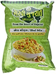 Bhel (Rice Puff) Mix 100% Vegetarian No Additives or Preservatives Used