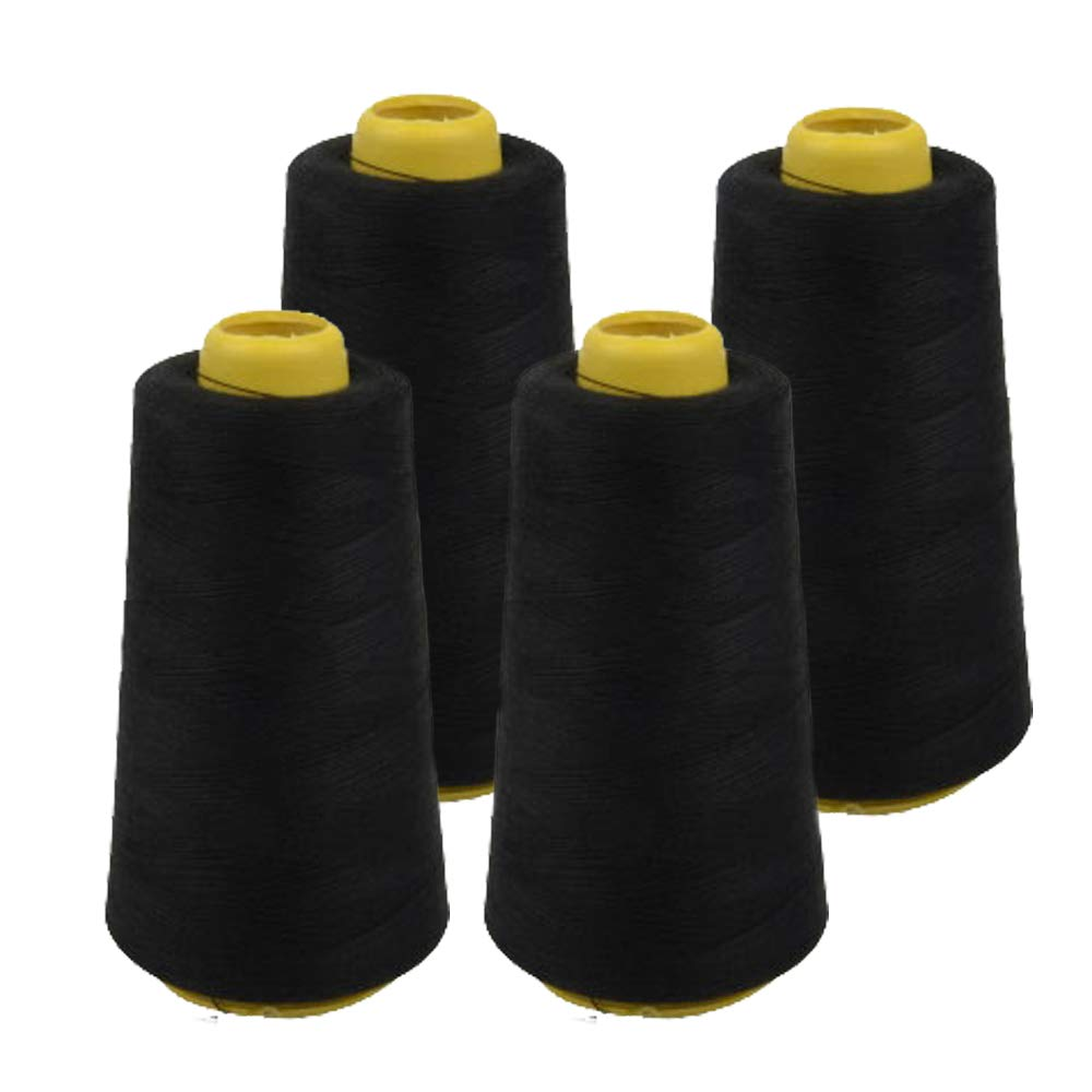 Spools Sewing Purpose Polyester Overlock