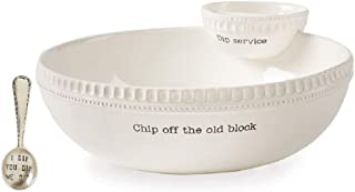 Best chip and dip set Reviews