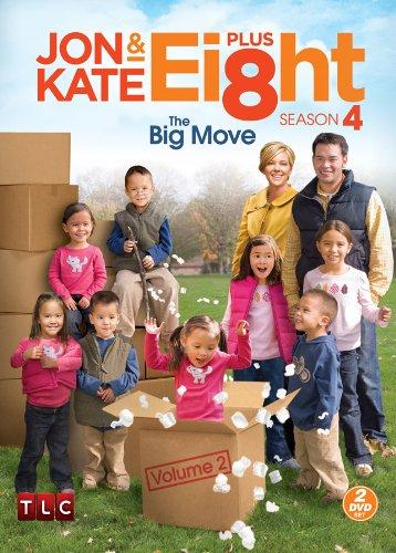Jon & Kate Plus Ei8ht: Season 4 V.2 - Big Move [DVD] [Import]