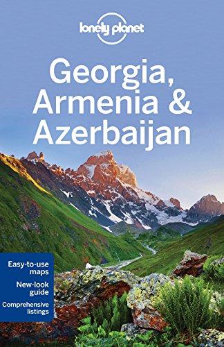 Georgia Armenia & Azerbaijan (Country Regional Guides)