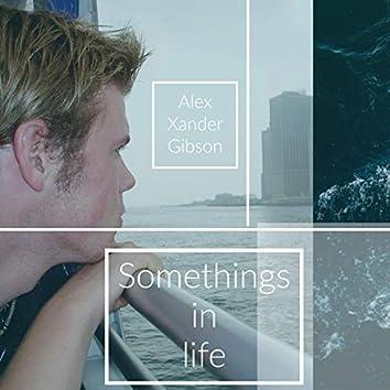 Somethings in Life
