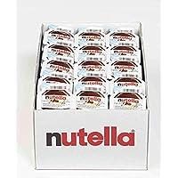 120-Count Nutella Chocolate Hazelnut Spread 0.52oz Single Serve Mini Cups