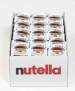 120-Pack Nutella Chocolate Hazelnut Spread 0.52oz Single Serve Mini Cups