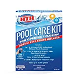 HTH 91021 Pool Care Kit Opening and...