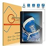 Lenovo Tab 2 A10-30f Cristal Templado,Vikoo 9H 0.3mm Ultra Delgado Shatterproof Pantalla de Vidrio Templado HD Flim Tempered Glass Screen Protector para Tablet Tab 2 A10-30f