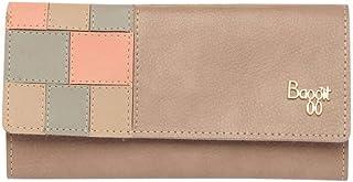 Baggit Women's Synthetic Wallet (Beige) (Lw Goldie)