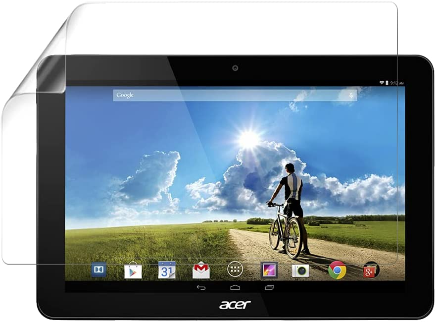 celicious Matte Lite Mild Anti-Glare Screen Protector Film Compatible with Acer Iconia Tab 10 A3-A20 [Pack of 2]