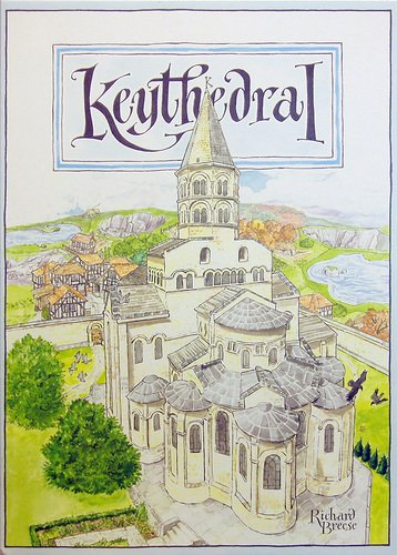 Keythedral: Game of Strategy [BOX SET]