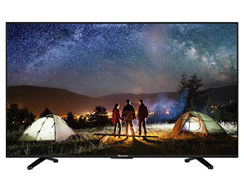 Hisense 40H5D Smart TV 40', 1080p, Built-in Wi-Fi, 2017, color Negro