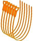 Oanie 6Pack 25 Inch Drain Clog Remover Tool, Drain Hair...