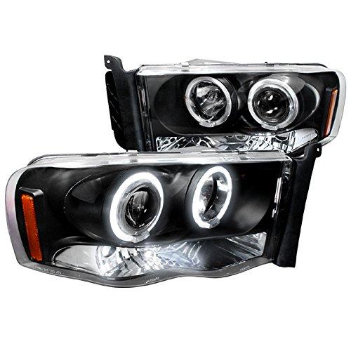 04 ram halo headlights - 8