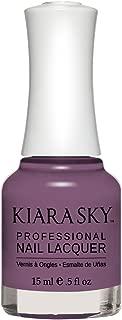 Kiara Sky Nail Lacquer - (#410 - CHINCHILLA)