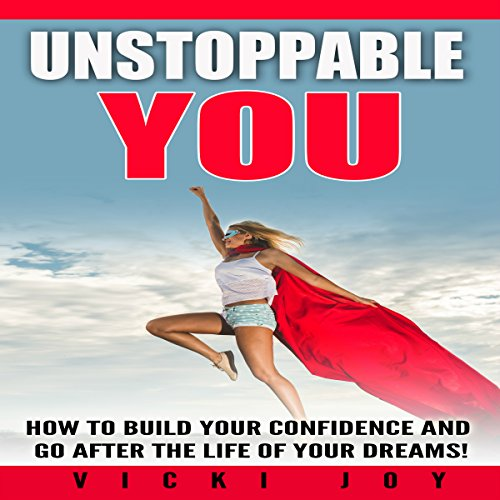 Unstoppable You! audiobook cover art