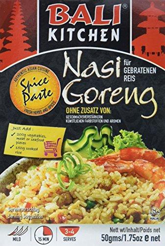 Bali Kitchen Nasi Goreng, 15er Pack (15 x 50 g Packung)