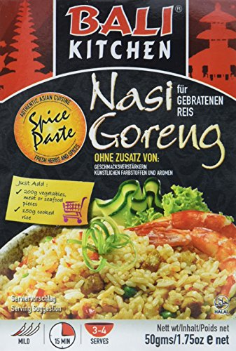 Bali Kitchen Nasi Goreng, 15er Pack (15 x 50 g Packung)