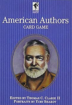 American Authors Card Game  Authors & More