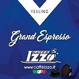 100 Capsule compatibili Lavazza A Modo Mio Miscela Grand Espresso Caffè Izzo