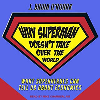 Why Superman Doesn't Take Over the World cover art